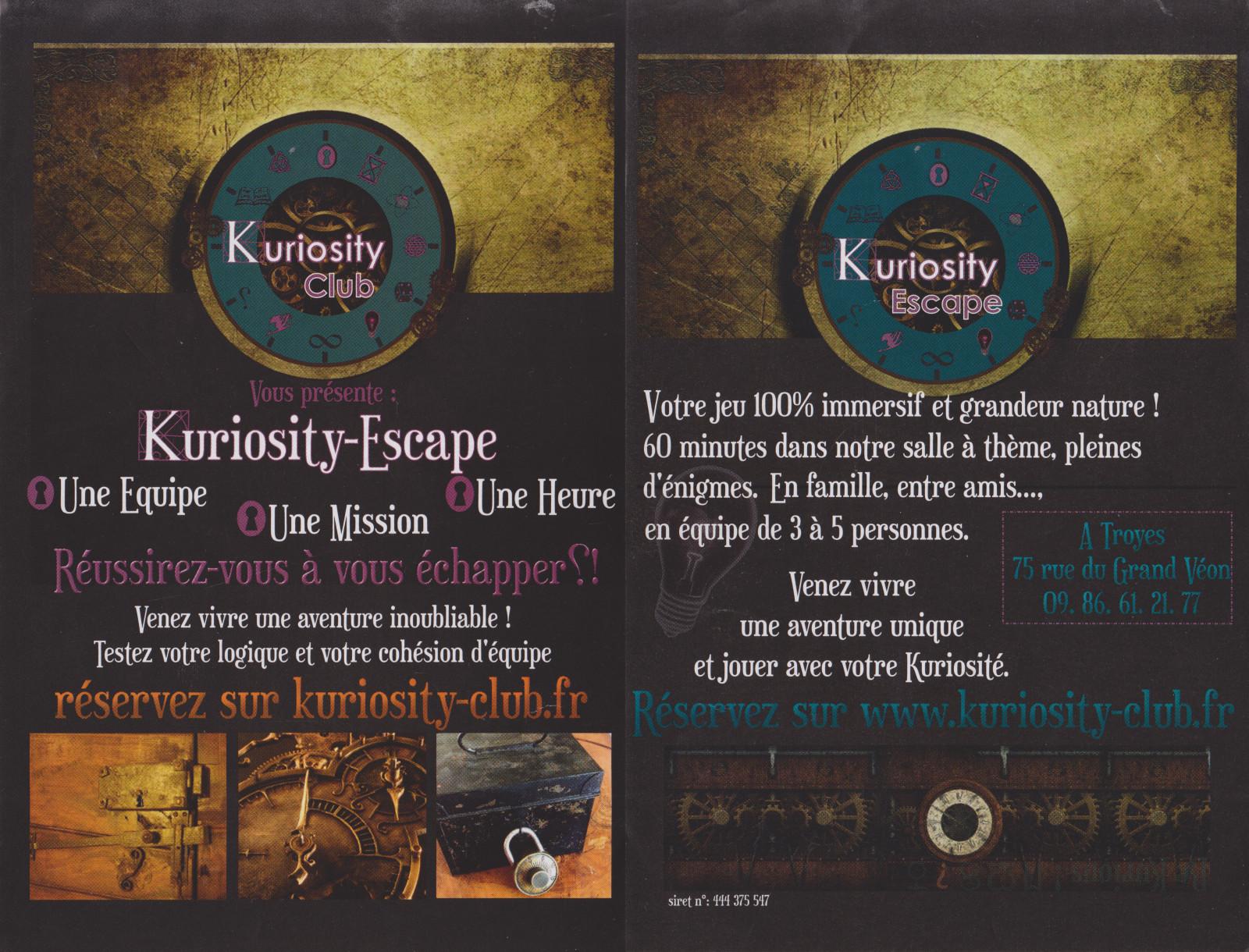KuriosityClub